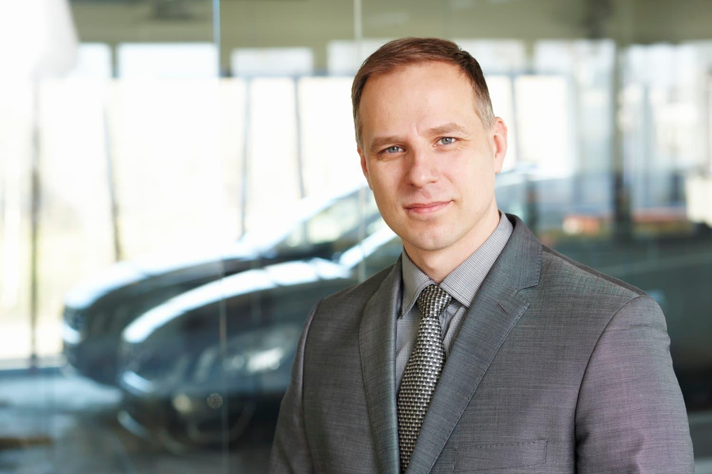 Import Auto, sõltumatu Volvo spetsialist - JAAK ROOSSON